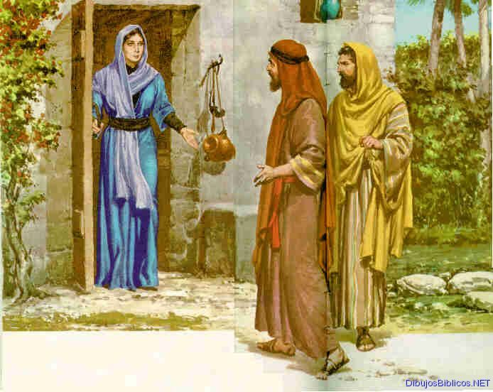 Rahab And Spies Story
