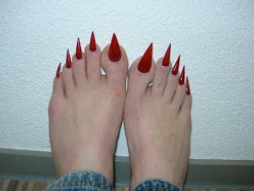 Ever Longest Nails Acrylic