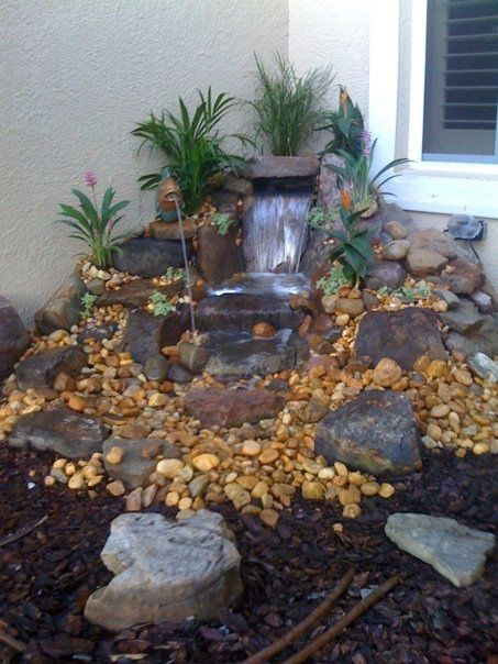 Garden Pond Water Feature Ideas