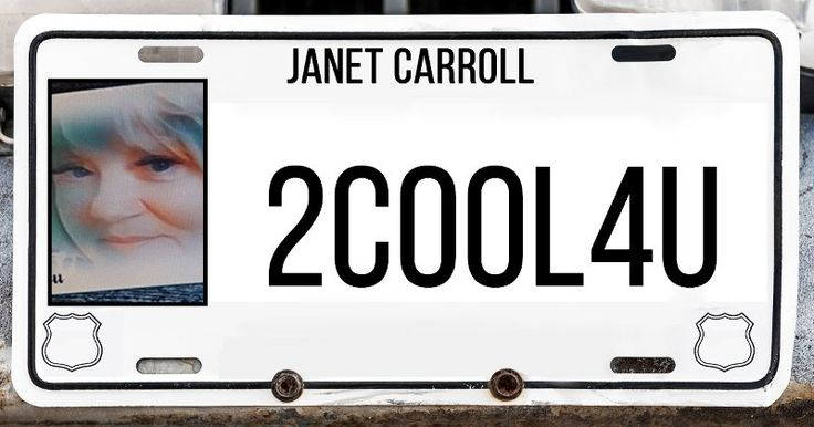 Personalized License Plate Generator