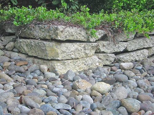 Uses Broken Concrete