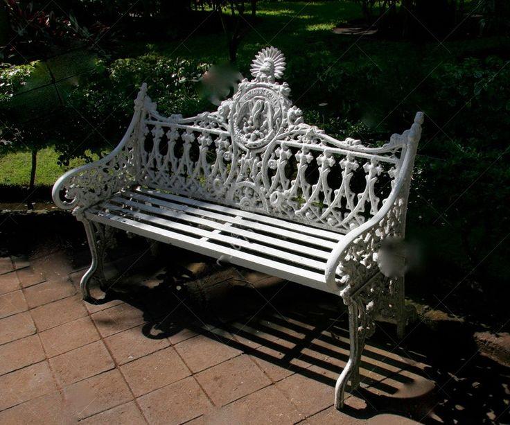 Metal Love Seats Garden