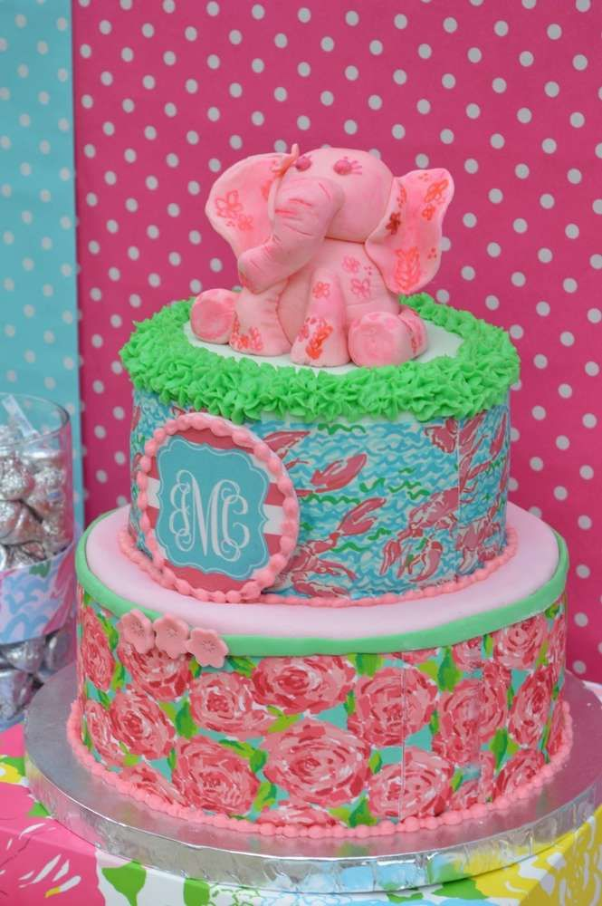 Lilly Pulitzer Birthday Party Ideas Lilly Pulitzer