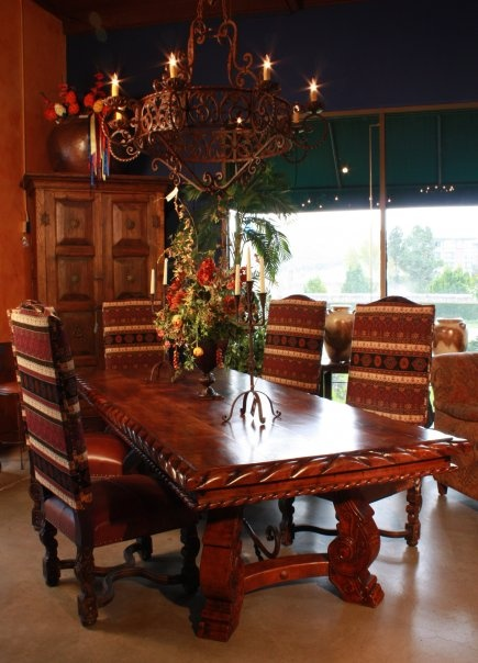 Colonial Dining Furniture