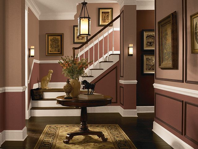 These Earth Tone Colors Add A Sense Of Warmth And