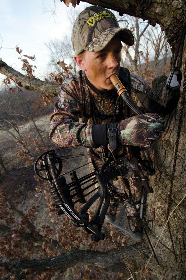 Cross Bucks Hunting Bows