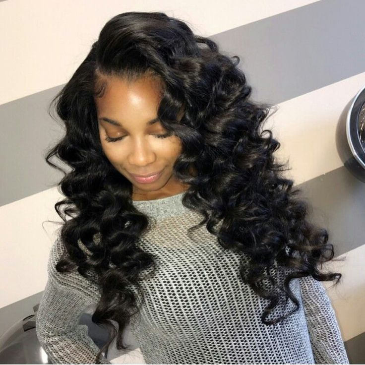 Remy Saga Hair Weave Styles With