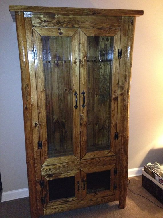 Cherry Wood Wardrobe Closet