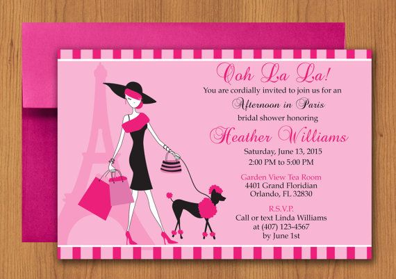 Baby Shower Invitations Blank