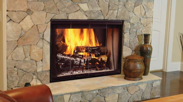 Majestic Marquis See Thru Fireplace