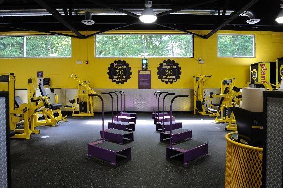 Planet Fitness Gym Equipment Log