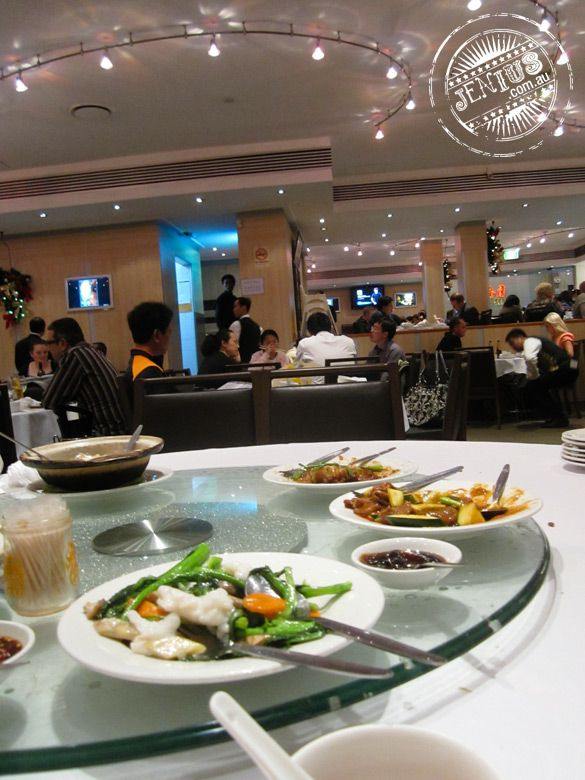 Fish Restaurant Potts Point
