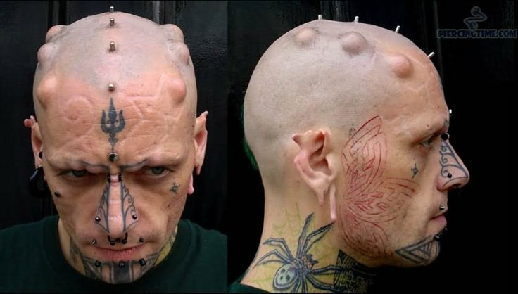 Heart Tattoo Face Meaning