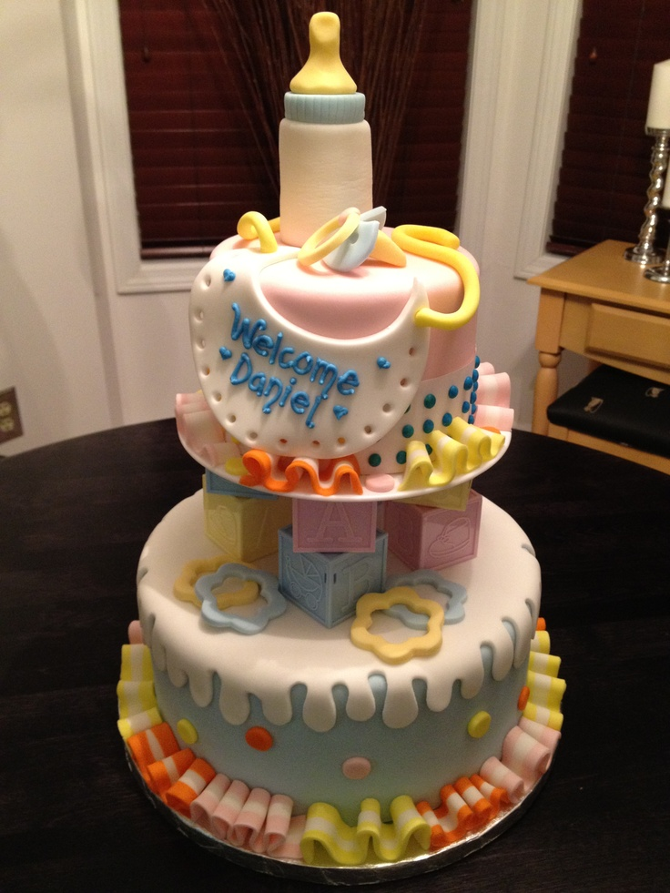 17 Best Images About Baby Shower Candy Cakes On Pinterest