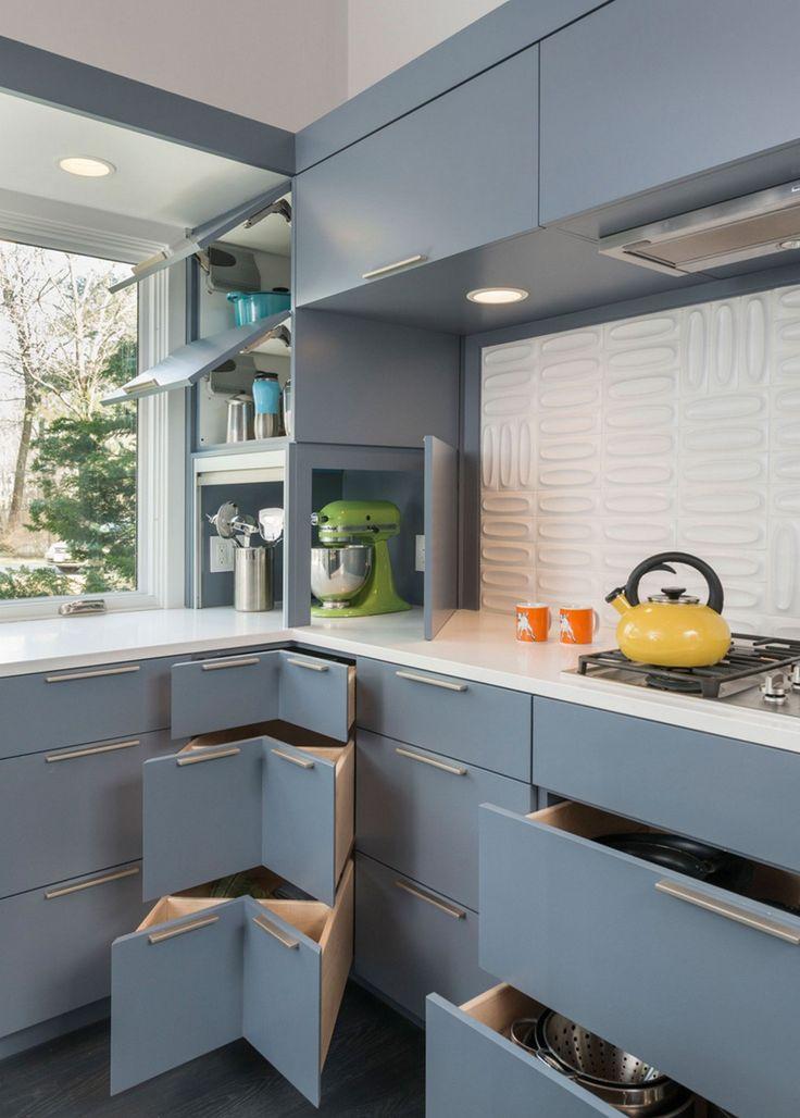 Modern Small Kitchen Designs 2017