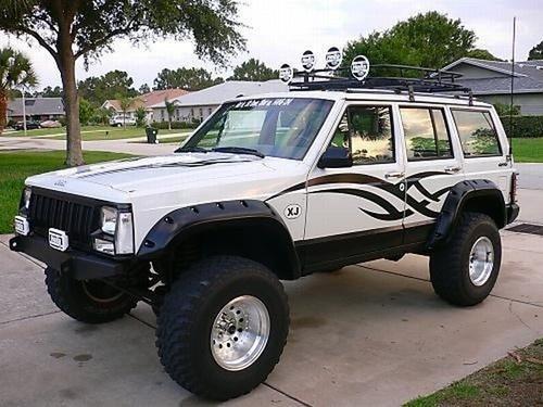 Jeep Cherokee Led Dash Lights