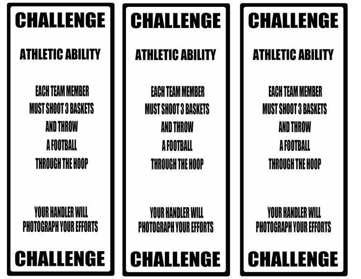 Ideas Challenges Race Amazing