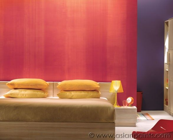 Royale Play For Bedroom Interiors Weaving Base Coat