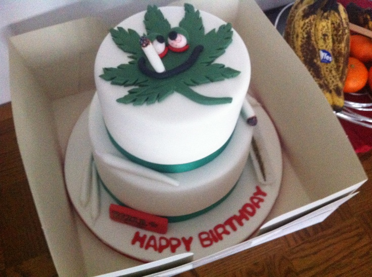 40 Best Images About Marijuana Cake Ideas On Pinterest