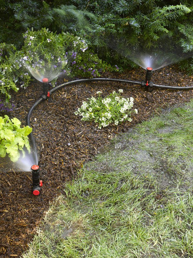 Above Ground Garden Irrigation