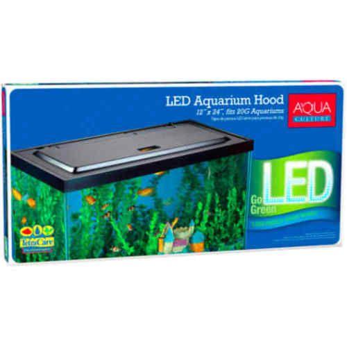Led Light 55 Gallon Aquarium