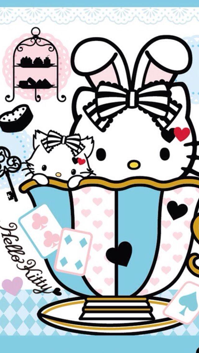 Alice Wonderland Kitty