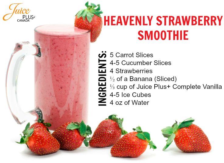 Super Protein Shake Plus Fruits
