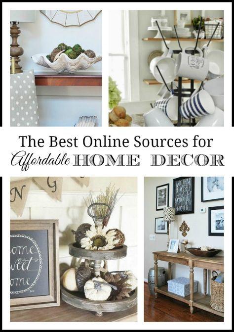 Best Online Stores Home Decor