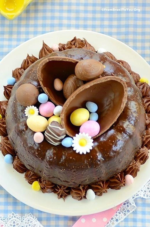 Easter Cake Decorating Ideas Recipes