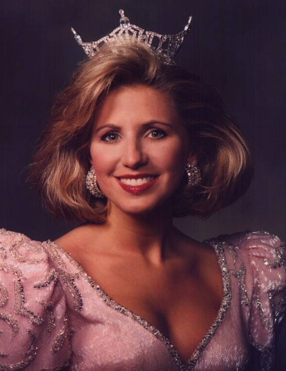 Miss Tennessee 1989 Lisa Robertson