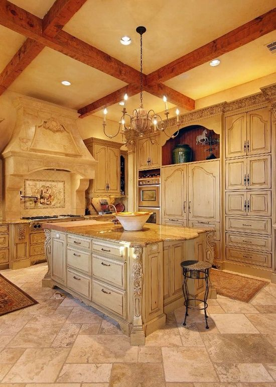 Country Style Kitchen Decor Ideas
