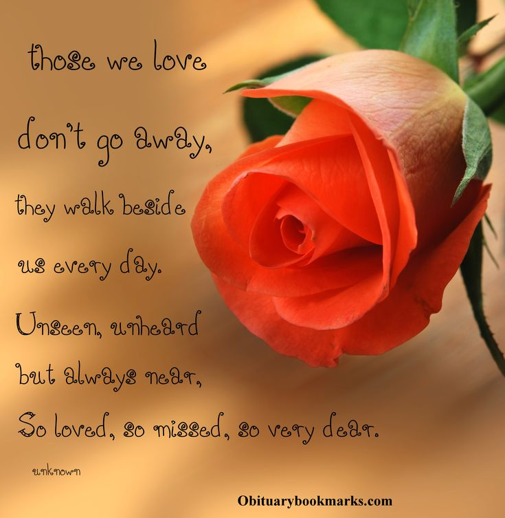 Loosing Loved One Quotes