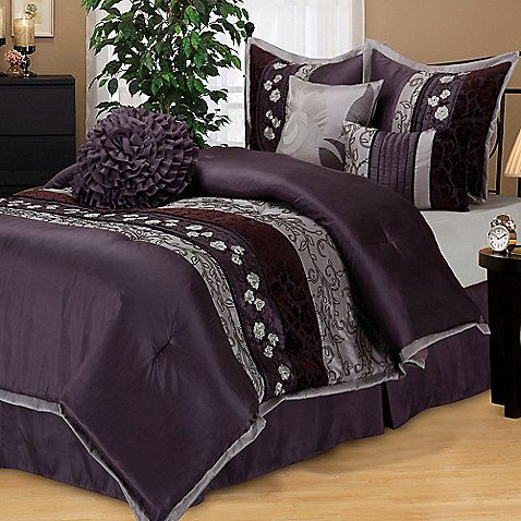 Rich Welcoming And Simply Beautiful The Riley Comforter