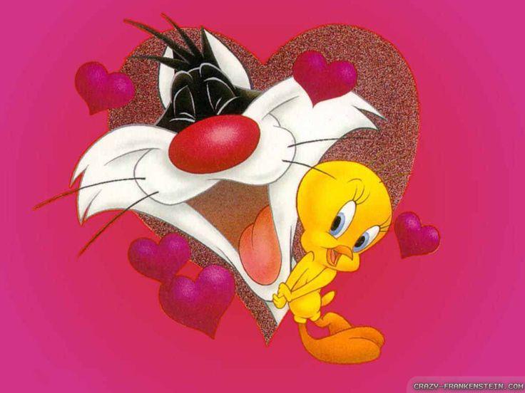 Bird Tweety Friends And Baby
