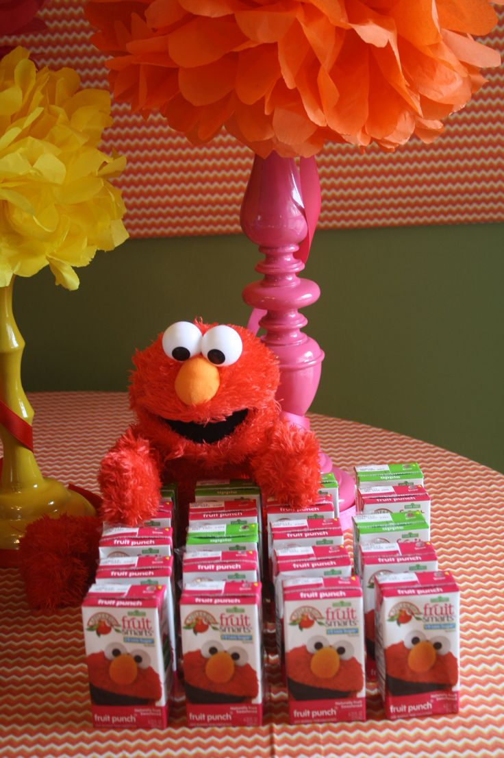 Apple And Eve Sesame Street Juice Boxes Found At Walmart