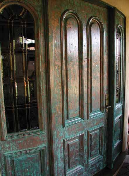 Copper Patina Doors Lovely Exterior Upgrade Ideas