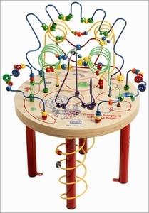 Spaghetti Legs Bead Maze Activity Table By Educo He D Love