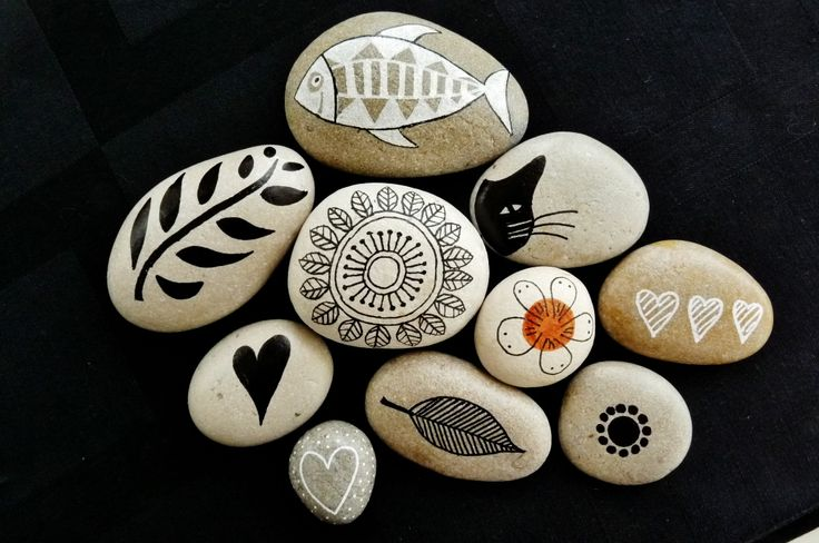 Deco Rock Large Beach Pebbles
