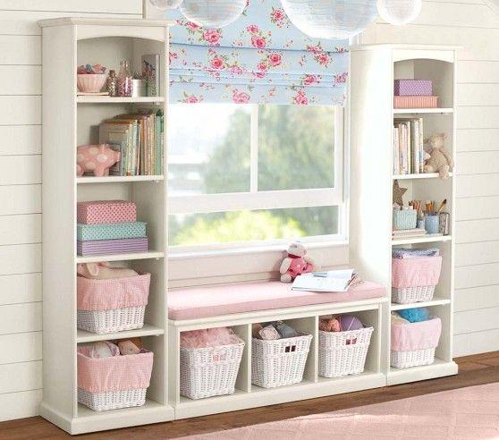 Expedit Shelves Window Seat