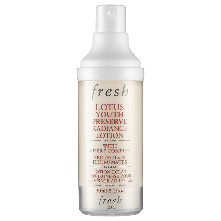 Lotus Youth Preserve Radiance Lotion