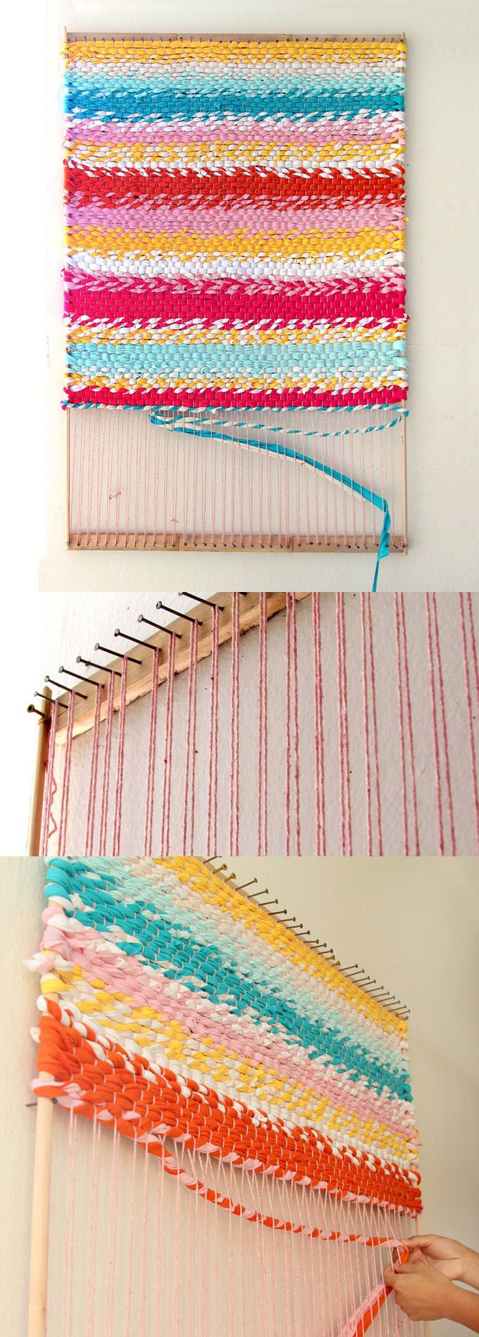 Make Loom Own Heddle Your