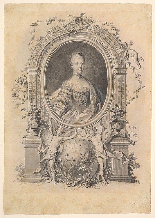 Antoinette Xvi Louis And France Marie Louis