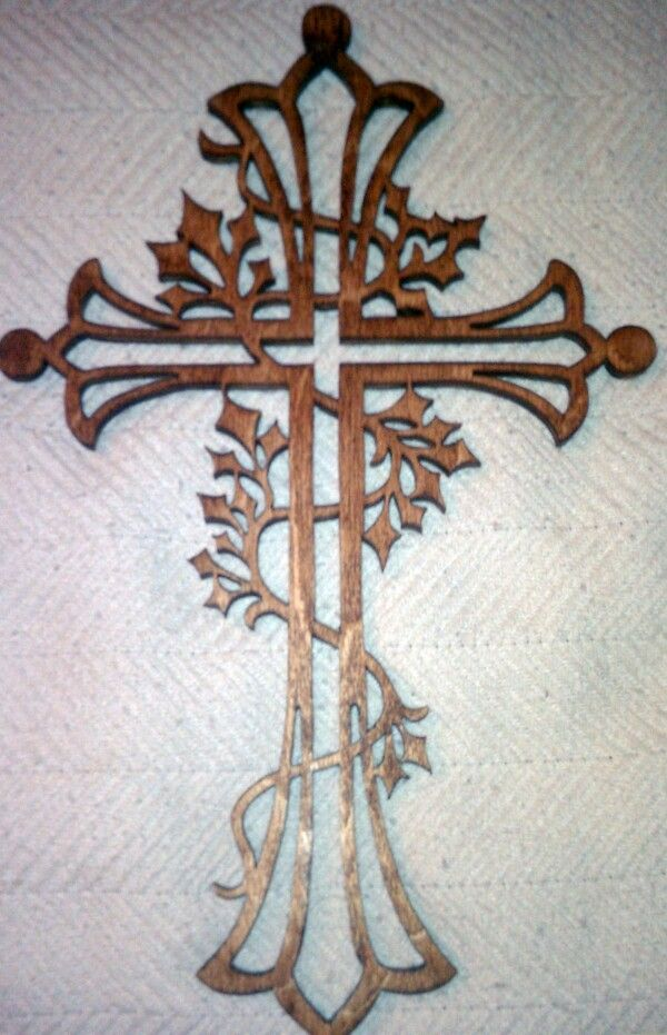 Wood Carving Cross Patterns Woodworking Projects Amp Plans