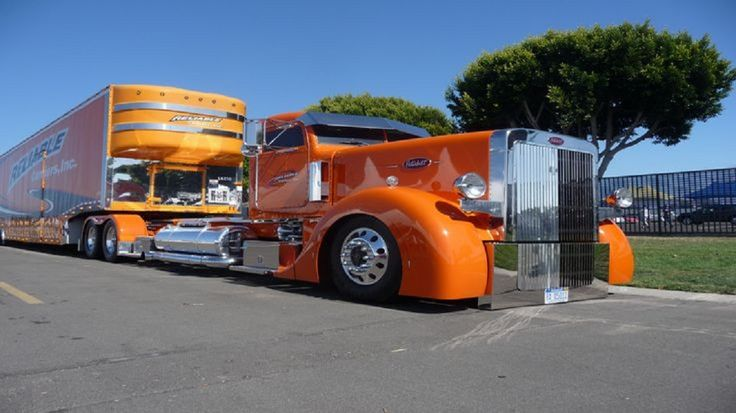 Pick Truck And Trailer Hauling