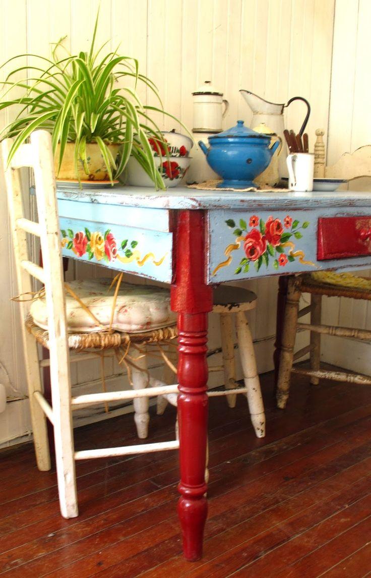 Vintage French Farmhouse Decor