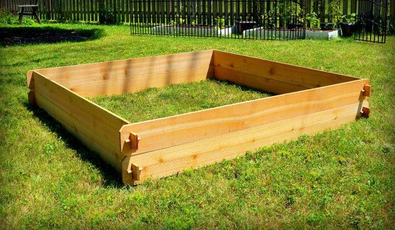 Raised Planter Box Calgary