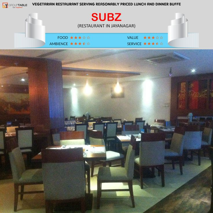 Best Veg Restaurants Bangalore Lunch