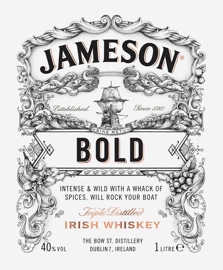 Jamesons Cartoon Irish