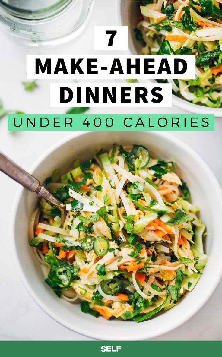Eating Out Under 400 Calories