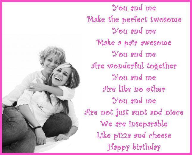 Funny Happy Birthday Niece Pinterest
